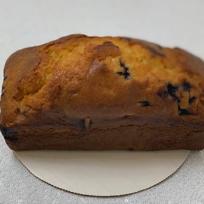 Blueberry Orange Bread Once In A Blue Moon Bakery And Cafe